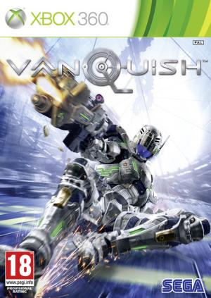 Vanquish - Pre-Owned Xbox 360