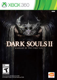 Dark Souls 2: Scholar of the First Sin - Pre-Owned Xbox 360