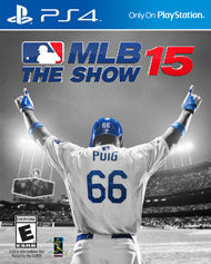 MLB 15: The Show - Pre-Owned Playstation 4