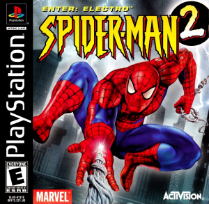 Spider-Man 2 Enter: Electro - Playstation