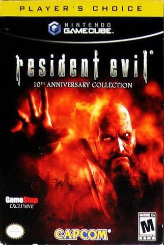 Resident Evil: 10th Anniversary Collection - Gamecube