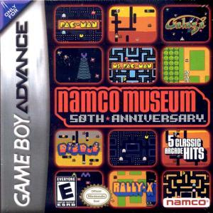 Namco Museum: 50th Anniversary - Gameboy Advance
