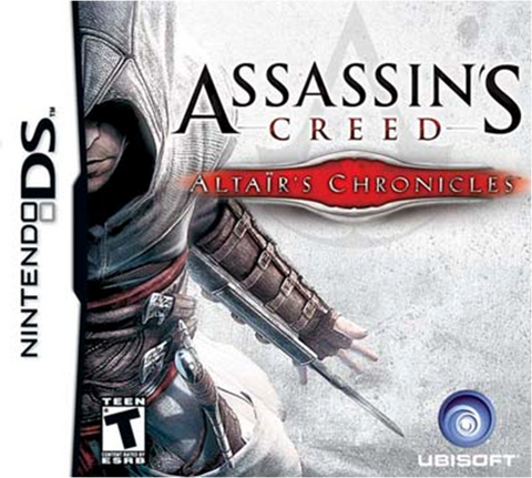 Assassin's Creed: Altair's Chronicles - DS