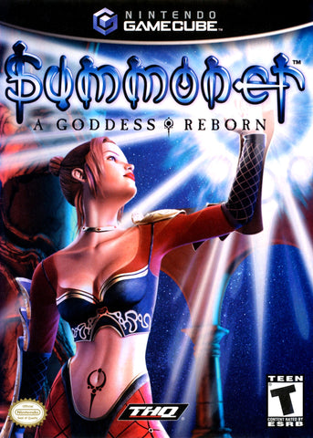 Summoner: A Goddess Reborn - Gamecube