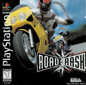 Road Rash - Playstation