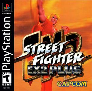 Street Fighter EX2 Plus - Playstation