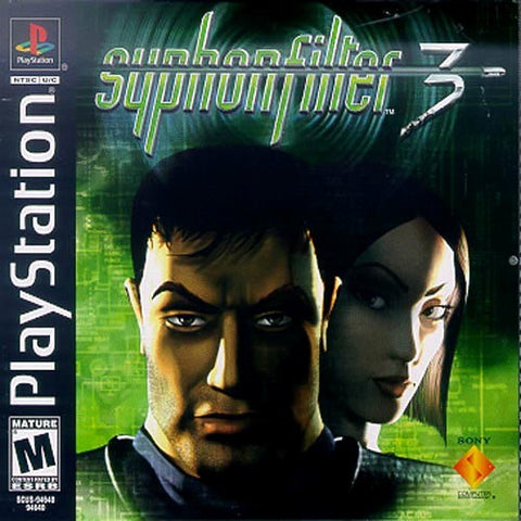 Syphon Filter 3 - Playstation
