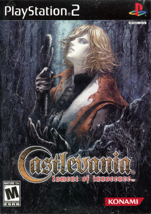 Castlevania: Lament of Innocence - PlayStation 2