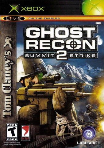Ghost Recon 2: Summit Strike - Xbox