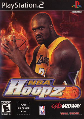 NBA Hoopz - Playstation 2