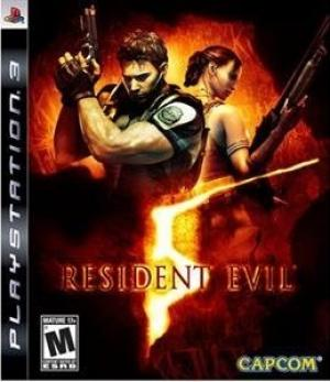 Resident Evil 5 - Pre-Owned Playstation 3