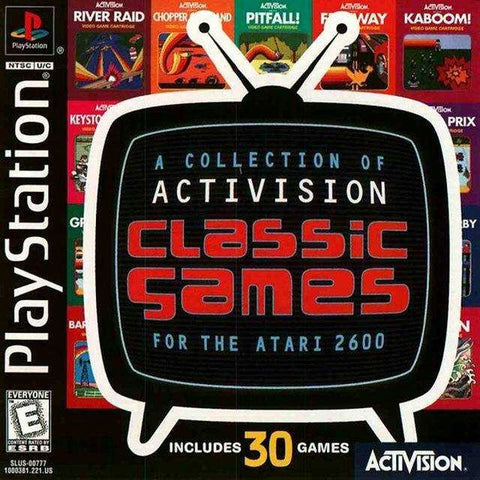 Activision Classic Games - Playstation