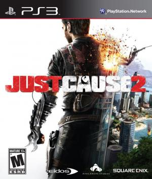 Just Cause 2 - Pre-Owned Playstation 3