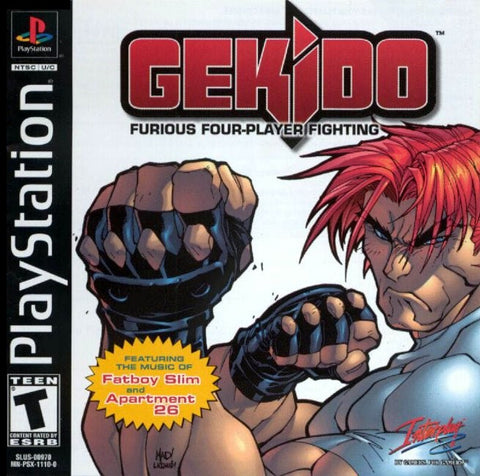 Gekido - Playstation