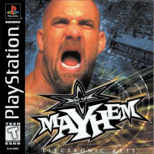 WCW Mayhem - Playstation