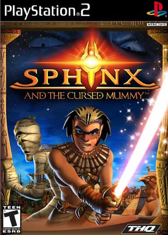 Sphinx and the Cursed Mummy - Playstation 2