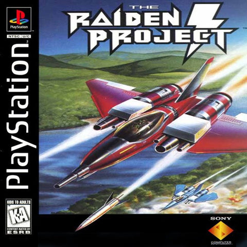 Raiden Project - Playstation