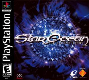 Star Ocean: The Second Story - Playstation