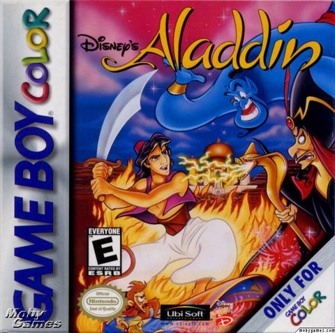 Aladdin - Gameboy Color