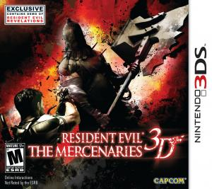 Resident Evil: Mercenaries 3D - Pre-Owned 3DS