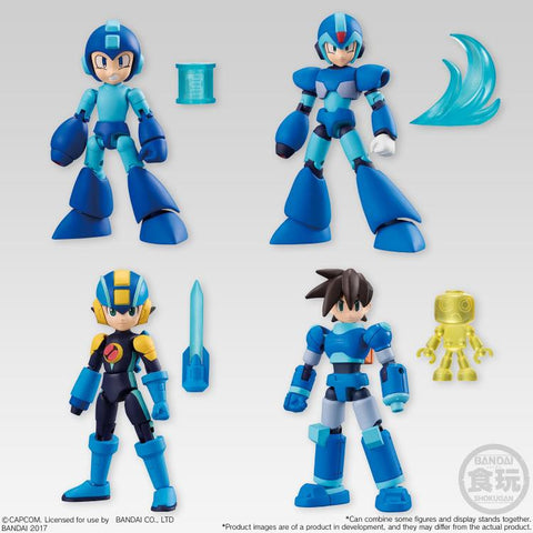 66 Action Mega Man Blind Box Figure