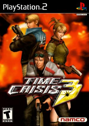 Time Crisis 3 - Playstation 2