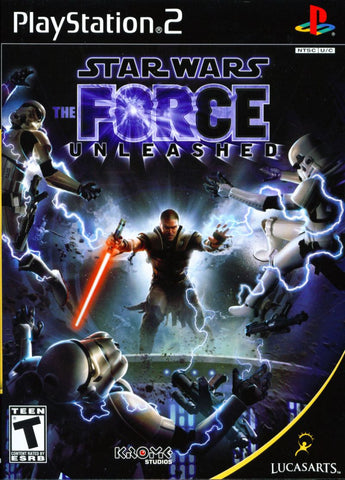 Star Wars: The Force Unleashed - Playstation 2