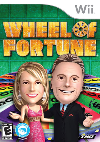 Wheel of Fortune - Wii