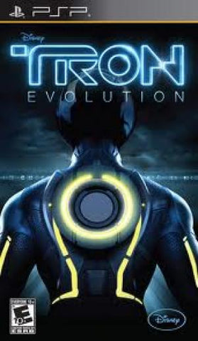 Tron Evolution - PSP