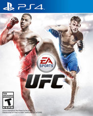 UFC - Pre-Owned Playstation 4