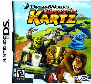 Super Star Kartz - Nintendo DS