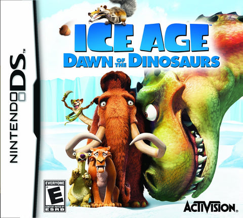 Ice Age: Dawn of the Dinosaurs - DS