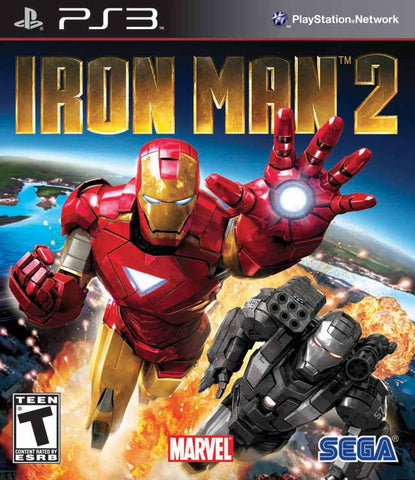 Iron Man 2 - Playstation 3