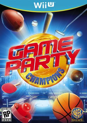 Game Party Champions - Pre-Owned Wii U