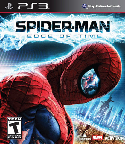 Spider-Man: Edge of Time - Playstation 3
