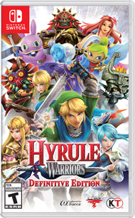 Hyrule Warriors: Definitive Edition - Pre-Owned Switch