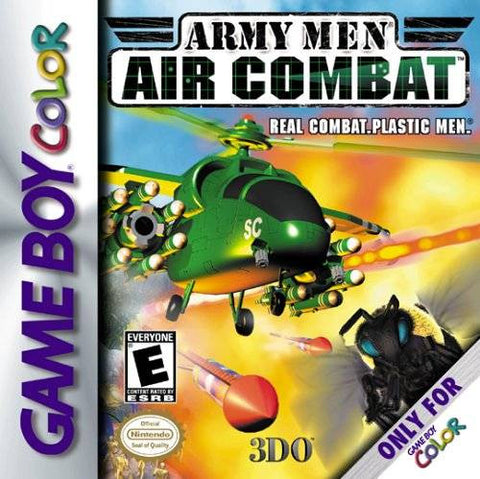 Army Men: Air Combat - Gameboy Color