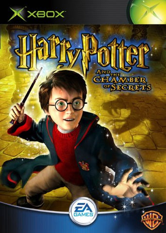 Harry Potter and the Chamber of Secrets - Xbox