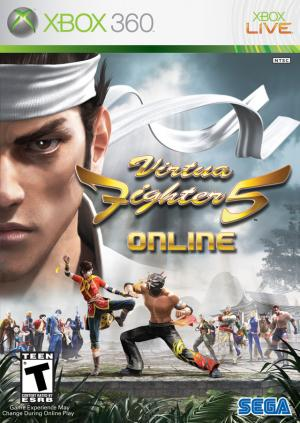 Virtua Fighter 5 Online - Pre-Owned Xbox  360