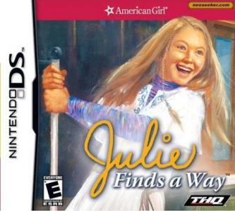 American Girl: Julie Finds a Way - DS
