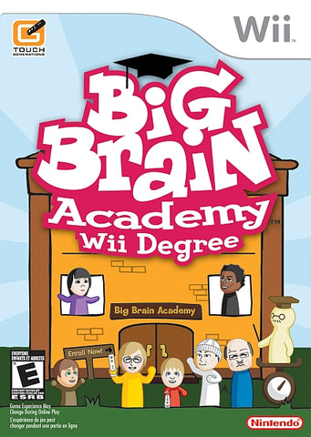 Big Brain Academy: Wii Degree - Wii