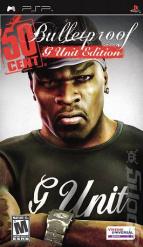 50 Cent Bulletproof - Pre-Owned PSP