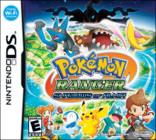 Pokemon Ranger: Shadows of Almia - DS