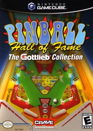 Pinball Hall of Fame: Gottlieb Collection - Gamecube