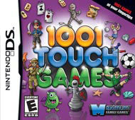 1001 Touch Games - DS