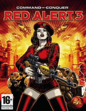 Command & Conquer: Red Alert 3 - Pre-Owned Xbox 360