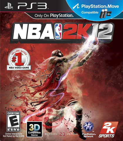 NBA 2K12 - Pre-Owned PlayStation 3