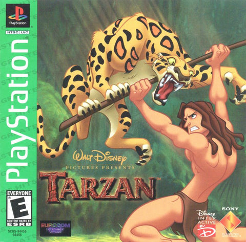 Tarzan - Playstation