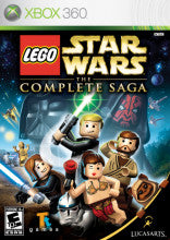 Lego Star Wars: The Complete Saga - Pre-Owned Xbox 360