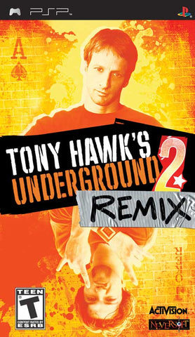 Tony Hawk's Underground 2 Remix - PSP